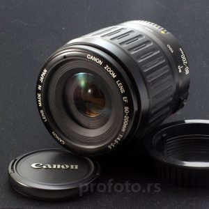 Canon EF 80-200mm f/4,5-5,6