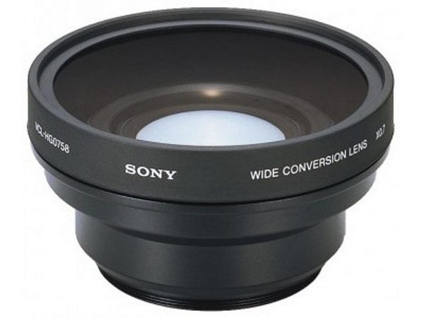 Sony VCL-HG 0758 Wide Conversion Lens x0.7 fi58mm