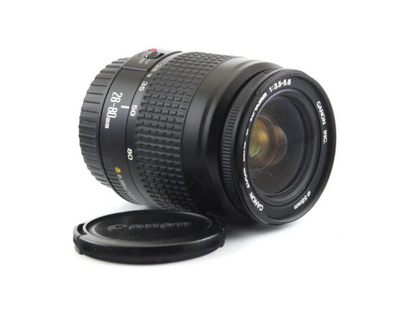 Canon 28-80mm f/3.5-5.6 EF