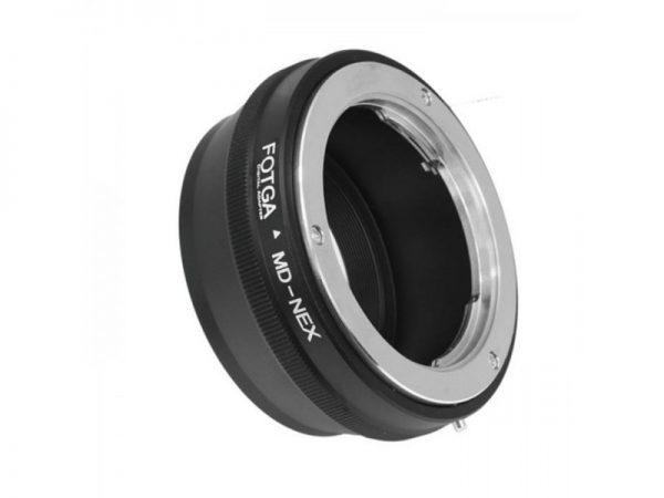 Adapter Minolta MD - Sony NEX Fotga
