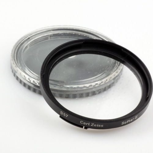 Hasselblad Softar Filter B 57 II + III