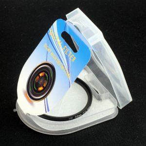 Ultraslim High Definition UV filter 58mm
