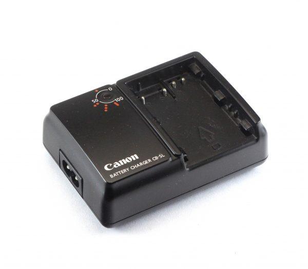 Punjač Canon CB-5L (BP 511A)