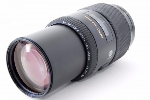 Minolta Sony 100-300mm F4.5-5.6 APO