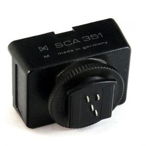 Metz SCA 351 - Leica SCA Adapter