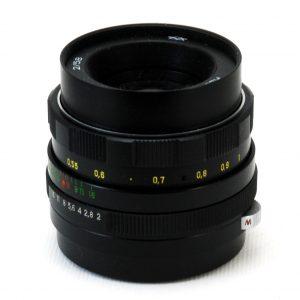 Helios 58mm f/2.0 44-4 NAVOJ M42