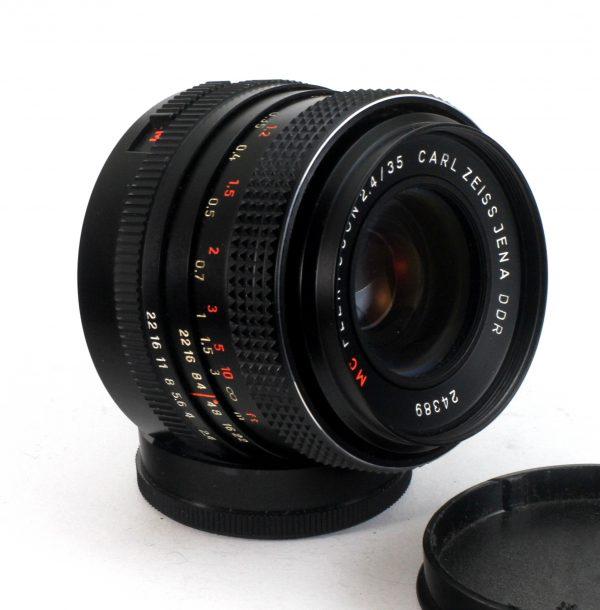 Carl Zeiss Jena Flektogon 35mm f/2.4 navoj M42