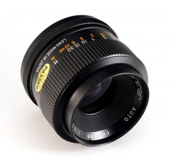 Carenar 35mm f/3.5 navoj M42