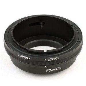 Adapter Canon FD - Micro 4/3
