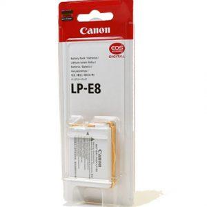 Canon LP-E8 Li-Ion baterija