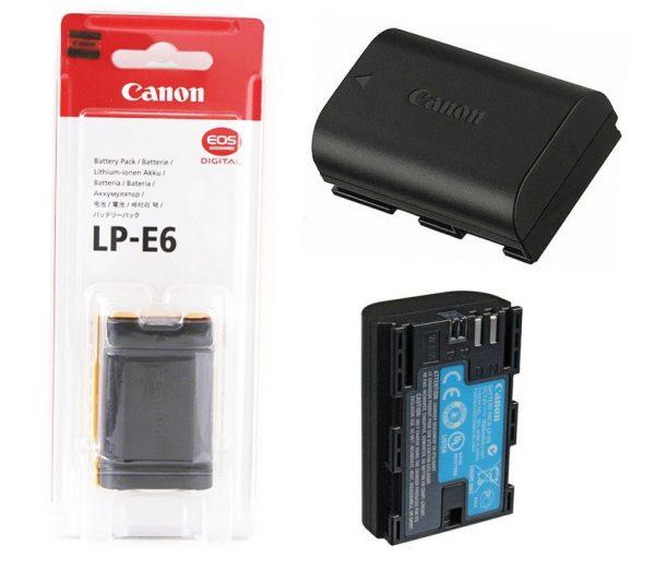 Canon LP-E6 Li-Ion baterija