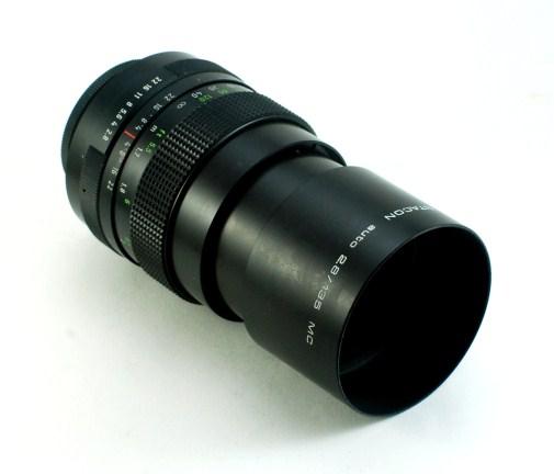 Pentacon Auto 135mm f/2.8 MC Navoj M42