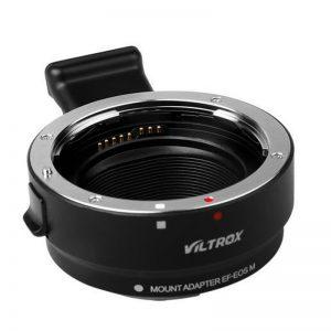 Adapter Canon EOS - Canon EOS M (sa kontaktima)