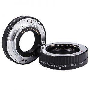 Viltrox DG-M43 AF Makro Prstenovi (Extension Tube) Micro M4/3