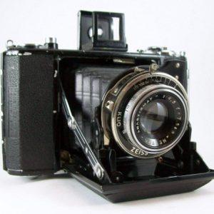 Zeiss Ikon 515-15 - Nettar Anastigmat 7.5cm f/4.5