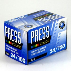 Press Color 24 / ISO100 - 10 komada / 750din