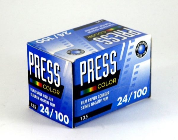 Press Color 24 / ISO100 - 10 komada / 750din