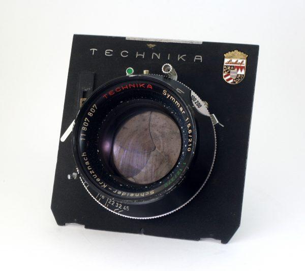 Schneider-Kreuznach Symmar 210mm f/5.6 I Linhof Technika Lens