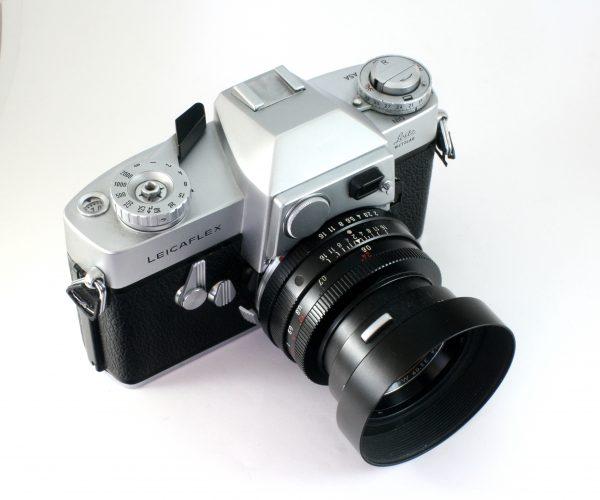 Leica Leicaflex + Leitz Summicron-R 50mm f/2,0