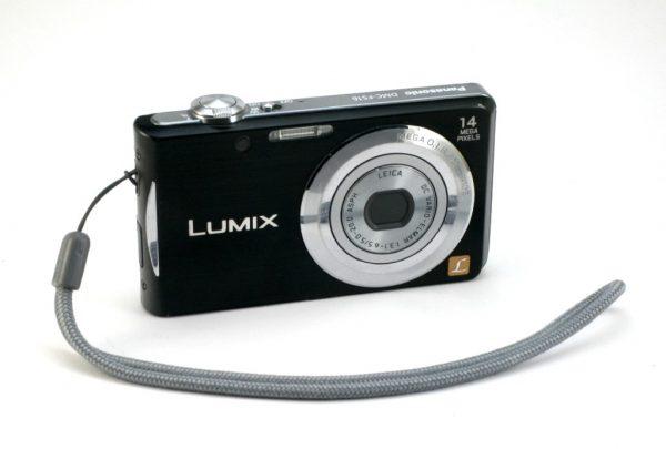 Panasonic Lumix DMC FS-16 I Leica Zoom