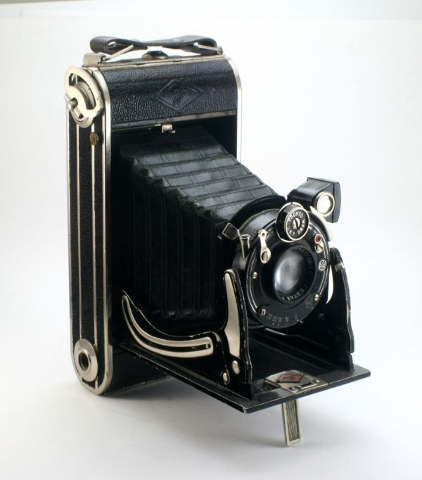 AGFA BILLY JGESTAR Anastigmat 10.5cm f/5.6 6x9