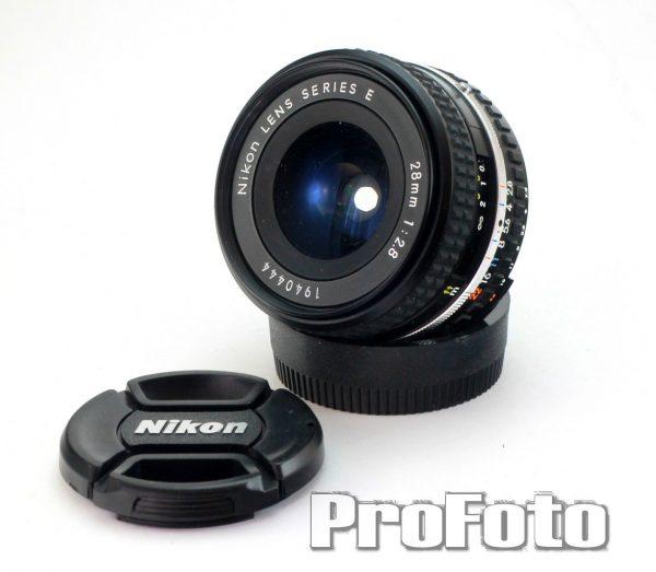 Nikon Nikkor Serie E 28mm f/2,8 NAI