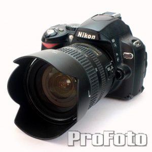 Nikon D40x + AF-S Nikkor 18-70mm f/3.5-4.5 G ED DX