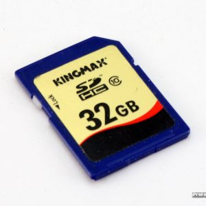 Memorijska kartica Kingmax HC 10 32GB Secure Digital (SD)