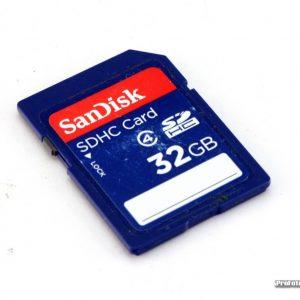 Memorijska kartica SanDisk SDHC 32GB Secure Digital (SD)