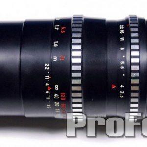 Meyer Optik Gorlitz Primotar 135mm f/3,5 M42
