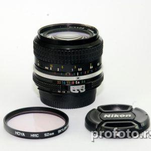 Nikon Nikkor 28mm f/3,5 AI