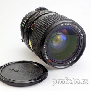 Tokina AT-X 28-85mm f/3.5-4.5 Zoom Lens Minolta MD
