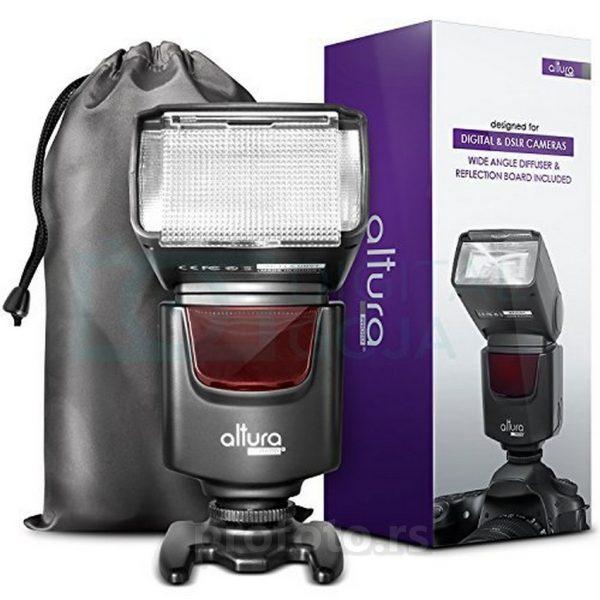 Altura Photo AP-UNV1 - DSLR Camera Flash Speedlite