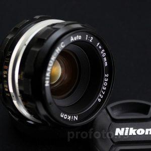 Nikon Nikkor HC 50mm f/2,0 F mount (non AI)