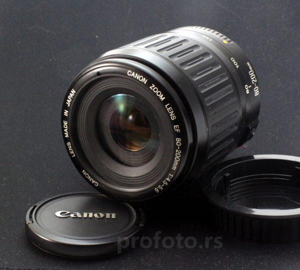 Canon EF 80-200mm f/4,5-5,6