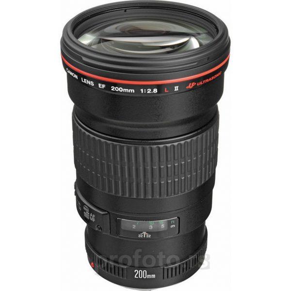 Canon EF 200mm f2.8 L USM 0