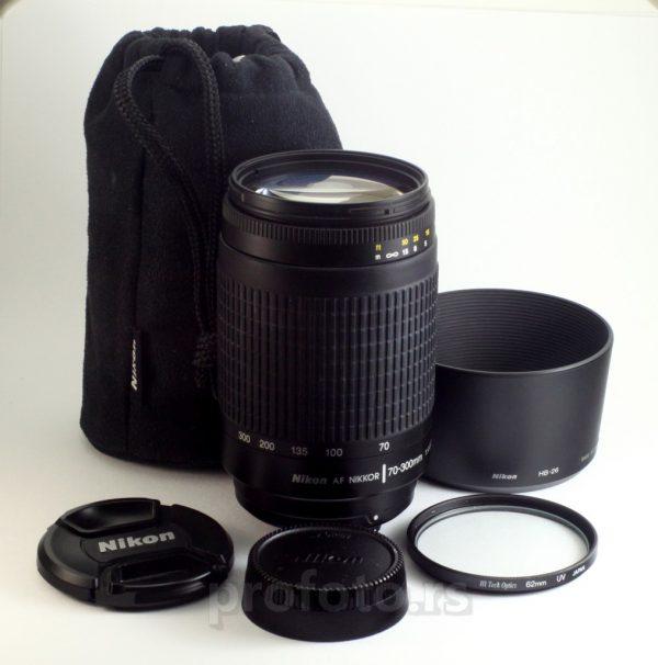Nikon Nikkor AF 70-300mm f/4-5.6 G