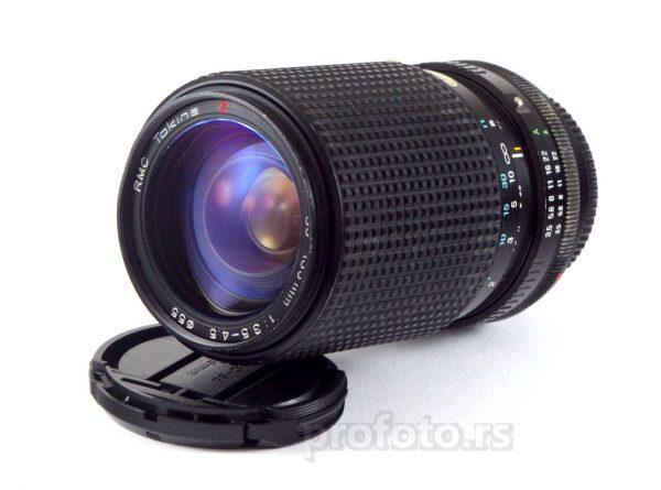 Tokina 35-105mm f/3.5-4.5 Canon FD