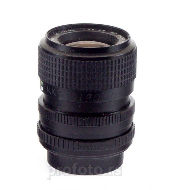 Petri 35-70mm f/3.5-4.8 PK