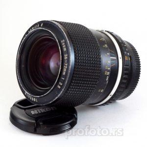 Nikon Nikkor Serie E 36-72mm f/3,5 NAI