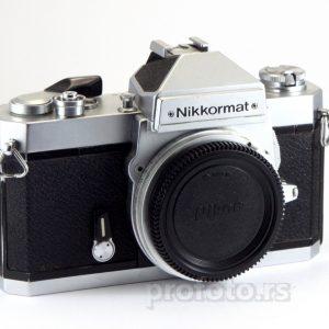 Nikon Nikkormat FT-3