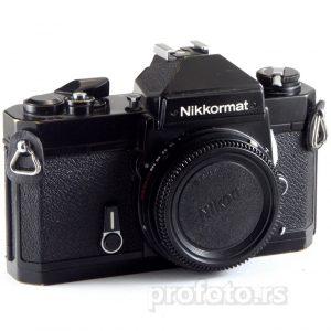 Nikon Nikkormat FT-3 Black