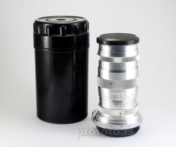 Jupiter 11 135mm f/4.0 Kiev 4 / Contax
