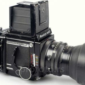 Mamiya RB Profesional S + Mamiya K/L 127mm f/3.5