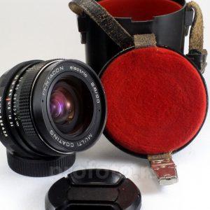 Pentacon Auto 29mm f/2.8 M42