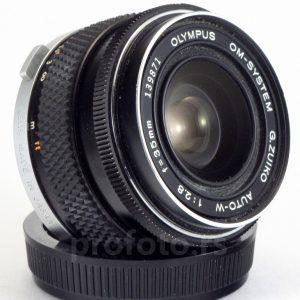 Olympus OM bajonet (mount) Preko adaptera moguca montaza na Canon EOS (EF), Micro (Mikro) 4/3, MFT, Sony NEX, (E- mount), Fuji FX mount Odlicno stanje Stakla cista, bez budji, prasine isl. Apsolutno ispravan Prednji i zadnji poklopac
