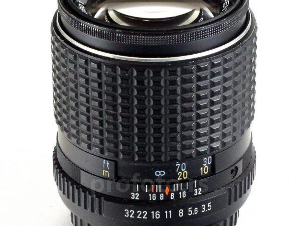 Pentax - M SMC 135mm f/3.5 PK