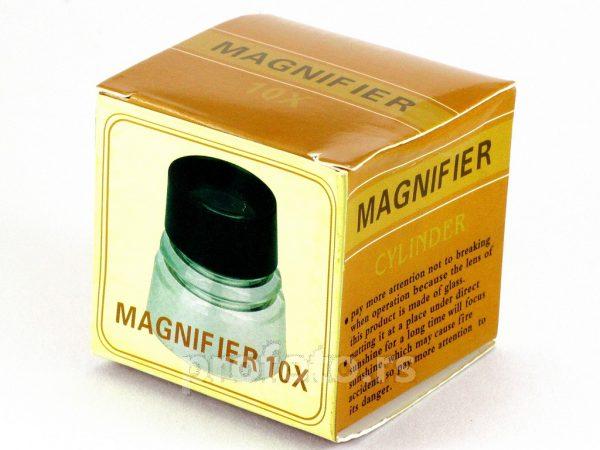 Magnifier 10x / Lupa za pregled negativa, dia pozitiva, fotografija …
