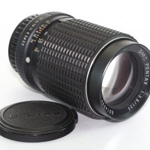 Pentax – M SMC 135mm f/3.5 PK