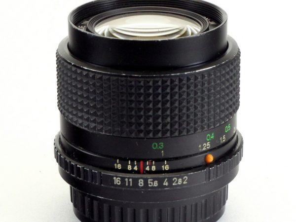 Cosina Cosinon-W MC 28mm f/2.0 Pentax PK bajonet
